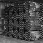 Vest Inc's off-line re-cutting of steel tubings