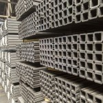 Vest Inc square hollow structural sections (HSS)